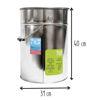 Slika Sredstvo za čišćenje boca, 15 kg