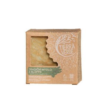 Slika Tradicionalni alepski sapun s 5% lovorovog ulja, 190 g