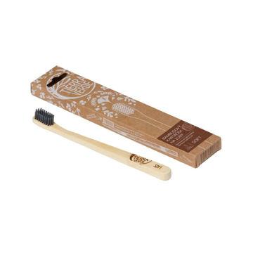 Slika Bambusova četkica za zube, soft