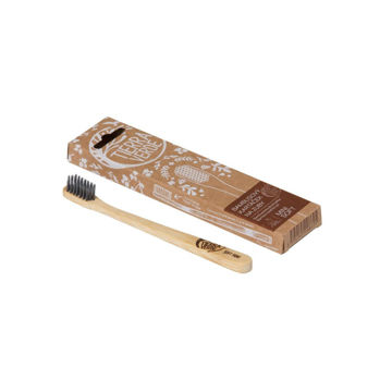 Slika Bambusova četkica za zube, soft mini