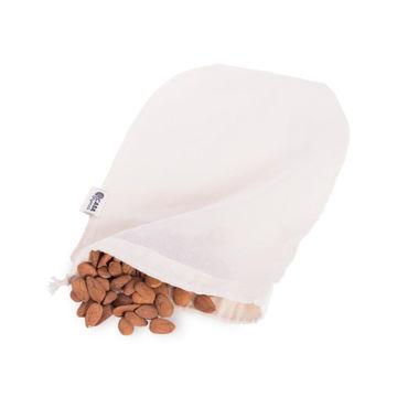 Slika Vrećica od organskog pamuka za proizvodnju biljnog mlijeka